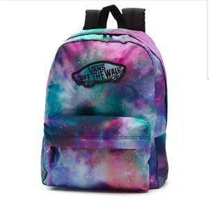 Vans Off The Wall Galaxy/Nebula Backpack